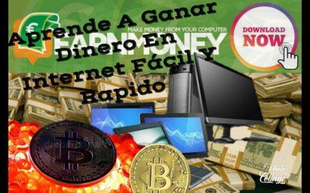 [ EarnMoney.Network ] Ganar Dinero Por Internet Sin Hacer Nada, Gana dinero en menos de 5 minutos!!