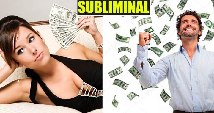 Escucha esto y DESBLOQUEA el dinero en tu vida - Subliminal