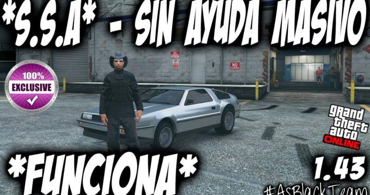 *EXCLUSIVO* - DUPLICAR COCHES MASIVO - SOLO - GTA 5 - SIN AYUDA - PLACAS LIMPIAS - (PS4 - XBOX One)
