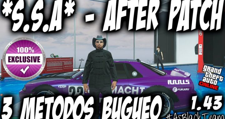 *EXCLUSIVO* - DUPLICAR MASIVO SIN AYUDA - AFTER PATCH - GTA 5 - 3 METODOS BUGUEO - (PS4 - XB1)