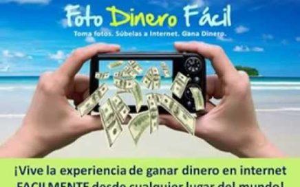 Foto Dinero Fácil | Como Ganar Dinero Fácil en Internet Subiendo Fotos