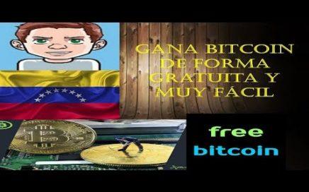 Freebitcoin, pagina para ganar bitcoins fácil y gratis | Dinero extra en Venezuela