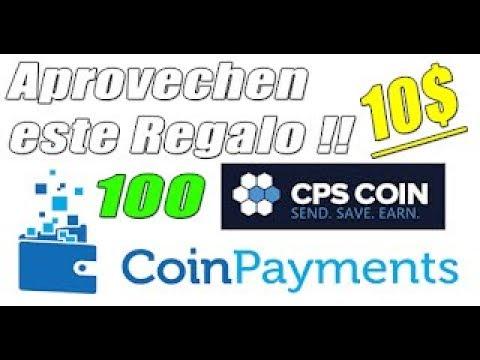 GANA $10 DOLARES DIARIOS SIN INVERTIR Directo a Tu Cartera| Coinpayments 2018