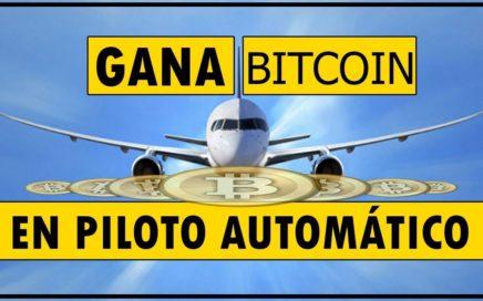 Gana Bitcoin En Piloto Automático [3er Pago 17.66 $] Pagando BTC Gratis