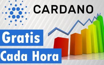 Gana Cardano Gratis Cada Hora con FreeCardano Criptomonedas 2018 Dinero Online