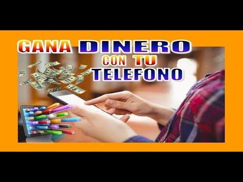 GANA DINERO DESDE CASA CON TU TELEFONO