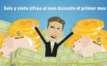Gana Dinero en Internet  Click Intensity Nuevo Negocio Online  pre lanzamiento Marzo 2016