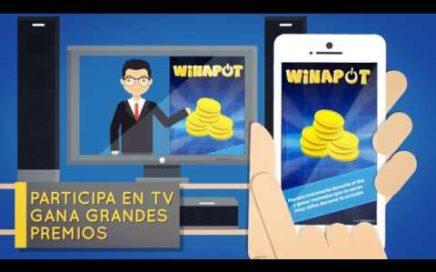 Gana Dinero en TV Winapot App