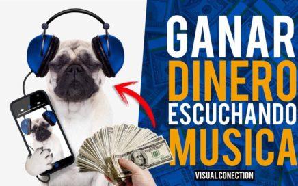 Gana DINERO ESCUCHANDO MUSICA | 2018