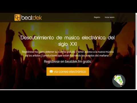 Gana dinero Escuchando MÚSICA 2018 Beatdek