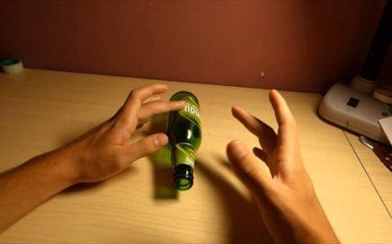 Gana dinero facil | Truco del botellin de cerveza