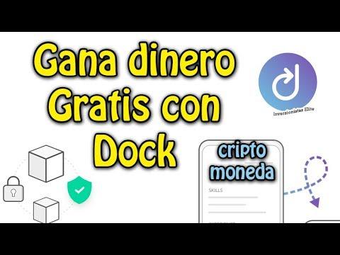gana dinero gratis con Dock (nueva criptomoneda)