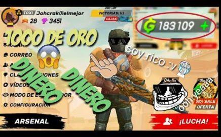 !GANA DINERO Y ORO RAPIDO!|GUNS OF BOOM