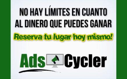 Ganar Dinero desde Casa con Ads Cycler