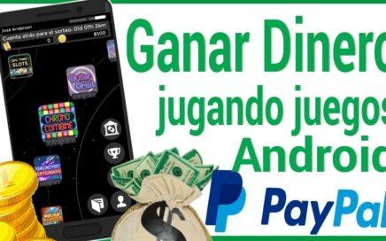 GANAR DINERO JUGANDO JUEGOS CON TU CELULAR Android / $500 DOLARES / 2018 - Big Time - Gana dinero
