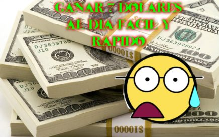 Ganar dinero por Internet (2015). big money  pay pal
