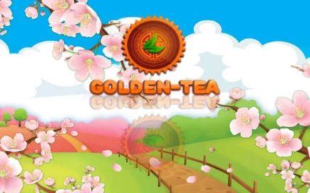 Golden Tea: Gana dinero con la siembra de árboles . Árbol de regalo por el registro