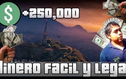 GTA V - Como ganar Mucho dinero legal $750,000 AL DIA.! | Dinero, dinero, dinero