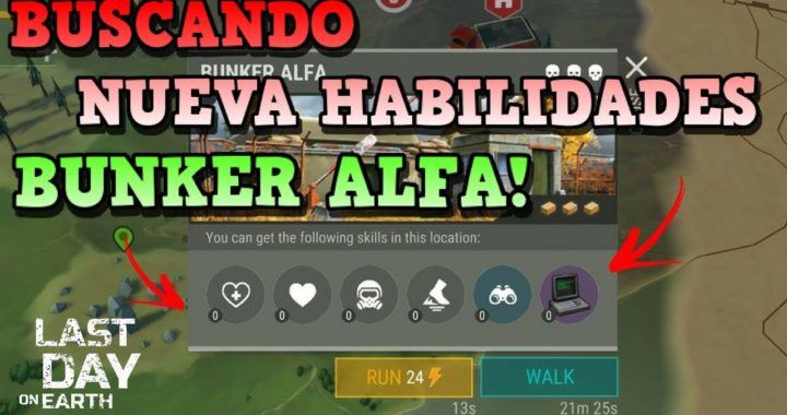 HABILIDADES NUEVAS EN EL BUNKER..! | LAST DAY ON EARTH: SURVIVAL | [RidoMeyer]