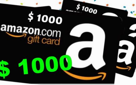 How To Get $1000 Card? - como ganar dinero en paypal 2018