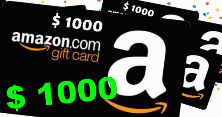 How To Get $1000 Card? - como ganar dinero en paypal 2018