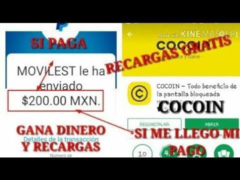 INCREIBLE APP PARA GANAR DINERO (PayPal) y RECARGAS GRATIS 2018