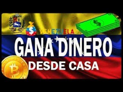 LA MEJOR PAGINA PARA GANAR DOLARES EN VENEZUELA Y TODO EL MUNDO [Muy Rapido] 2018