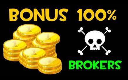 La realidad sobre los BONOS de los brokers