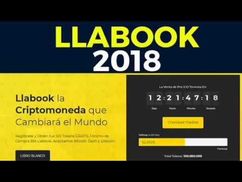 LLABOOK ESPAÑOL|OFICIAL /Red Social Gana 9$ y 100 Moneda Llabook |Ganar Dinero por Internet 2018|