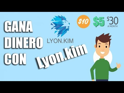 Lyon Kim - El mejor acortador para ganar dinero