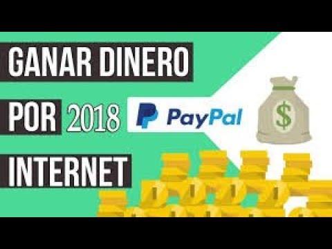 Mejor Pagina para Ganar Dinero Por Internet 2018 FIABLE | Sin Invertir