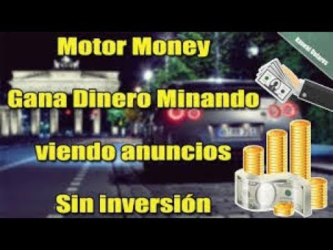 MEJOR PAGINA RUSA PARA GANAR DINERO (MOTORMONEY)