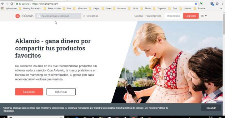 Mejores páginas para ganar dinero por Internet Mayo 2018. Trabaja desde casa 2018