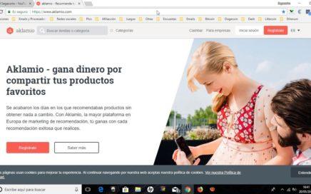 Mejores páginas para ganar dinero por Internet Mayo 2018. Trabaja desde casa Mayo 2018
