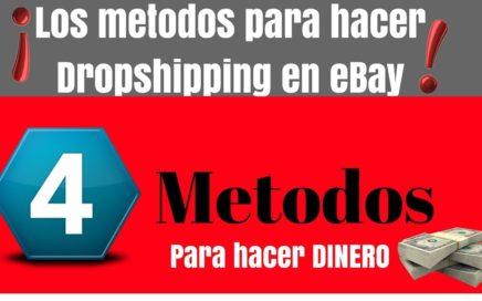 Metodos REALES para hacer dinero en Dropshipping eBay