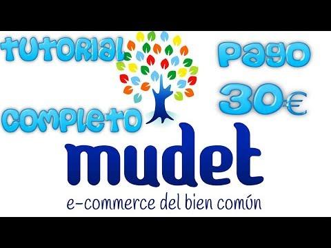Mudet Segundo Comprobante De Pago 30€ | Derrota La Crisis