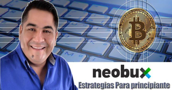 Neobux 2018 - Estrategias Para  principiante