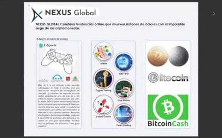 Nexus Global Bien Explicado - mineria - bitcoin