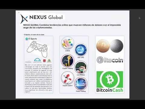Nexus Global Bien Explicado - mineria - bitcoin