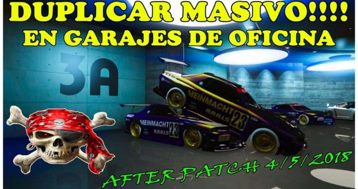 *NUEVO* AFTER PATCH SOLO SIN AYUDA DUPLICAR MASIVO EN OFICINAS  TRUCO GTA 5 ONLINE  HAZTE RICO