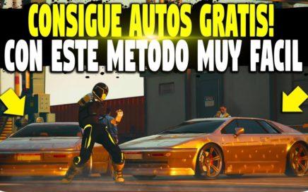 NUEVO EL MEJOR TRUCO REGALAR CUALQUIER AUTO A AMIGOS SUPER FACIL! GTA 5 Online 1.43