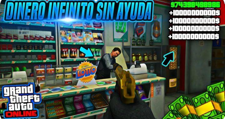 NUEVO - *SOLO SIN AYUDA* - GTA 5 ONLINE 1.43 - DINERO INFINITO PARA POBRES - (PS4 - XBOX 1 - PC)