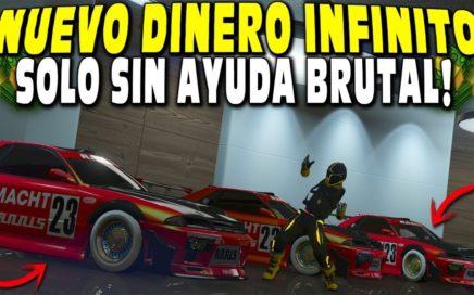 NUEVO! TRUCO DINERO INFINITO SOLO SIN AYUDA BRUTAL! GTA 5 ONLINE +60.000.000 EN 1 HORA! (EXC)