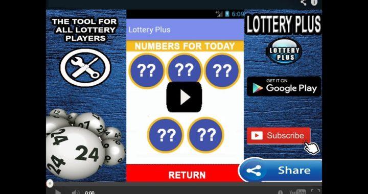Numeros Para Hoy 13/05/2018 Mayo (Lottery Plus)
