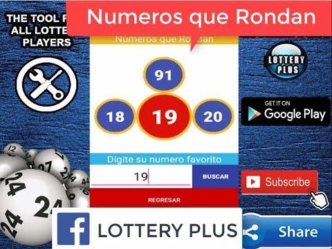 Numeros Para Hoy 19/05/2018 Mayo (Lottery Plus)