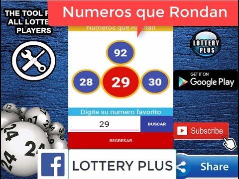 Numeros Para Hoy 22/05/2018 Mayo (Lottery Plus)