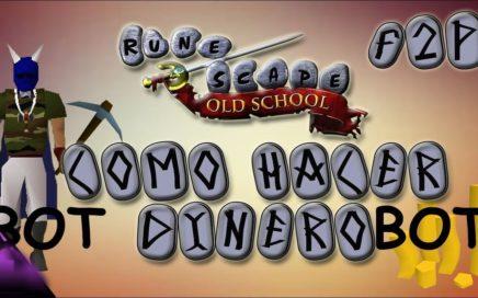 OldSchool RuneScape BOT