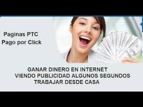 PAGINA 100% FIABLE PARA GANAR DINERO EN INTERNET VIENDO ANUNCIOS