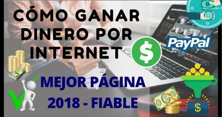 Paginas para Ganar DOLARES [FACIL Y RAPIDO]- Minimo de retiro 1$ - 2018