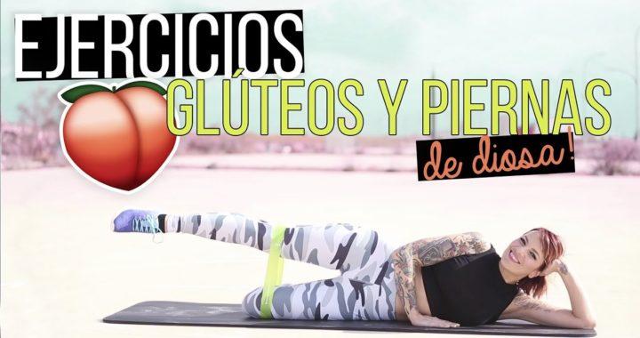 Piernas y gluteos de diosa - Rutina de gym en casa | MAMÁ TATUADA